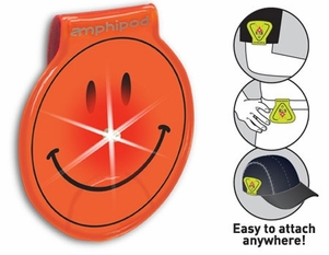 Amphipod Vizlet LED Smiley Single Reflector