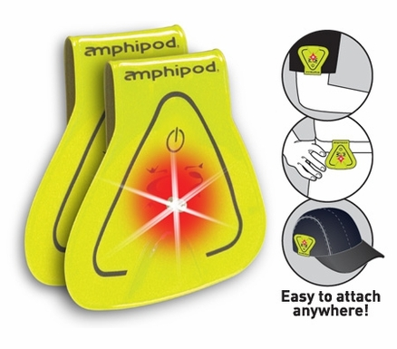 Amphipod Vizlet LED Triangles 2-Pack Reflectors