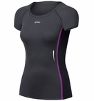 Asics  Women's ARD Short Sleeve Running Top