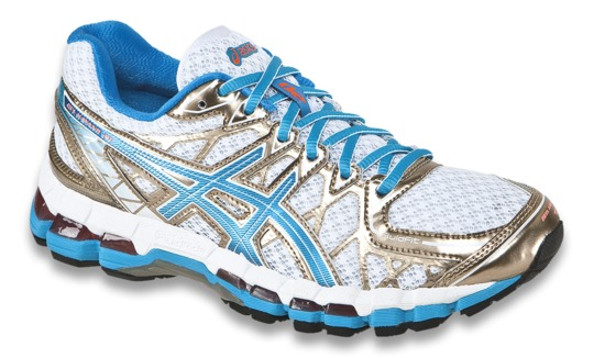 asics gel kayano 20 womens white