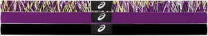 Asics Women's Hera 3-Pack Running Headbands