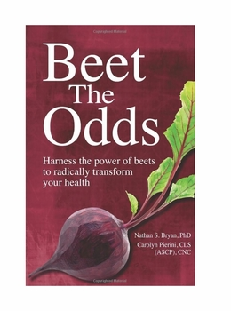 """Beet The Odds"" Paperback Book"