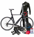Beginner Triathlon Package | Road Bike