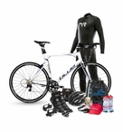 Beginner Triathlon Package | Tri Bike