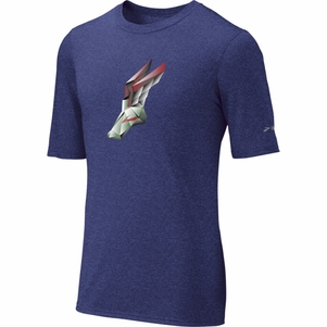 Brooks Mens EZ T III Spike Shirt