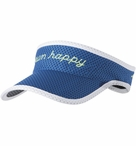 Brooks Run Happy Visor | Unisex