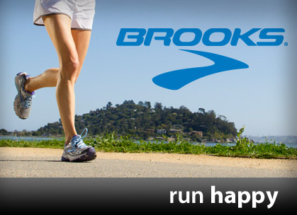 Brooks Running Shoes on best gps watches
