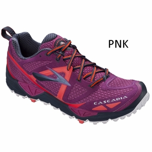 Brooks Women's Cascadia 9 Trail Shoe