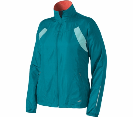 Brooks Women�s Essential Run Jacket II