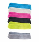 Brooks Women's Run Happy Hair Ties | 6 Pack