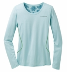 Brooks Women's Versatile Printed LS III