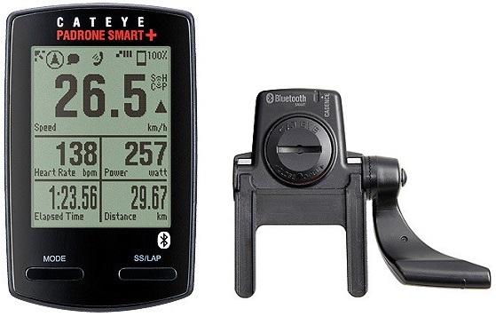 Cateye Padrone Smart Cycling Computer Speed Cadence