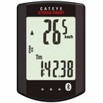 CatEye Strada Smart Cycling Computer | HR + Speed + Cadence Sensor Kit