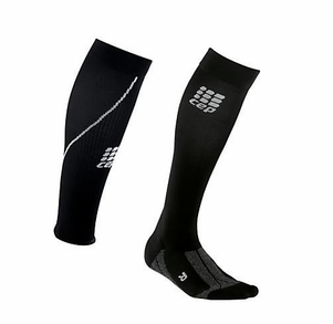 CEP Men's Run + Recovery Sock/Sleeve Combo Pack