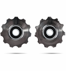 CeramicSpeed 3D Hollow Ti Pulley Wheels | Shimano 11-Speed