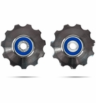 CeramicSpeed 3D Hollow Ti Pulley Wheels | SRAM 11-Speed