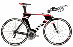 Cervelo P5 Three Dura-Ace 7900 Triathlon Bike