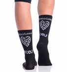 COEUR Women's Bike Love Socks