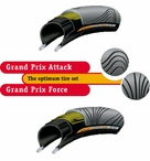 Continental GP Attack & Force Set
