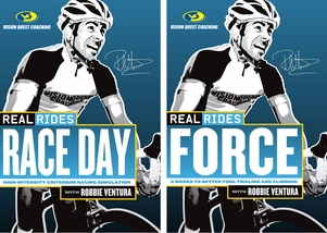 CycleOps Real Rides Training DVDs