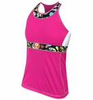 De Soto Carrera Loose Fit Tri Top