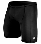 De Soto Men's Carrera Tri Short with Invisipad