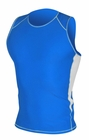 De Soto Men's Carrera Tri Top w/Coverage