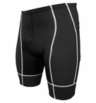 De Soto Men's Forza Tri Short | 4 Pockets with 4mm Ceramico Pad