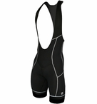 De Soto Men's Mobius Bib Short with 8mm Carrera Pad