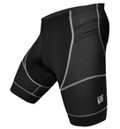 De Soto Men's Riviera Tri Short with 7mm Ceramico Pad