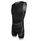 De Soto Men's Riviera Trisuit with 7mm Ceramico Pad