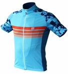 De Soto Men's Skin Cooler Cycling Jersey