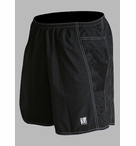 De Soto Men's Solano Run Short w/Skin Cooler Liner