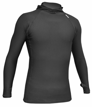 De Soto Polypro Thermal Hood Cycling Jersey