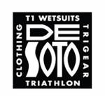 De Soto Triathlon Wetsuits