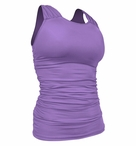 De Soto Women's Carrera Ruche Full Top