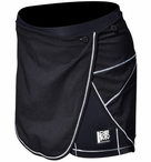 De Soto Women's Carrera Tri Short with Skirt Wrap