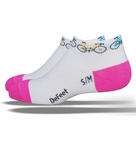 DeFeet SpeeDe Bikes Rule Socks
