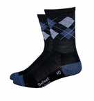 DeFeet Wooleator Argyle Socks