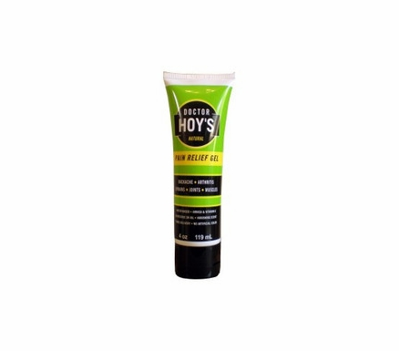 Doctor Hoy's Natural Pain Relief Gel