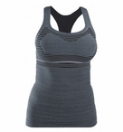 EC3D Women's Compression Cami Bra Top