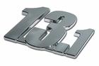 Elektroplate 13.1 Stand Alone Car Chrome Emblem