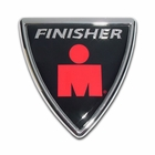 Elektroplate Ironshield Full Distance Car Chrome Emblem