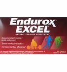 Endurox Excel All Natural Training Supplement | 60 Caplets