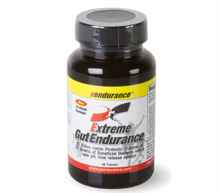Extreme Gut Endurance Probiotic | 30 Tablets