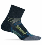 Feetures! Elite Merino+ Ultra Light Socks | Quarter