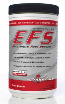 First Endurance EFS Electrolyte Drink | 25 Servings