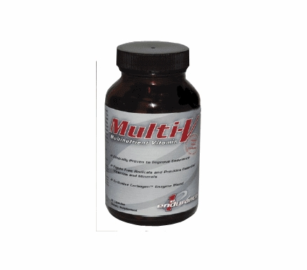 First Endurance Multi-V | 90 Tablets