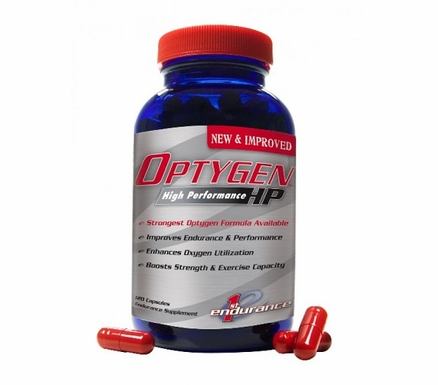 First Endurance Optygen HP | 120 Capsules