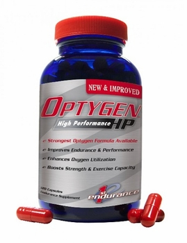 First Endurance Optygen HP - New Formula